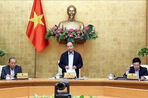 Thủ tướng: Chấm dứt tình trạng trì trệ, sợ trách nhiệm trong giải ngân vốn ODA