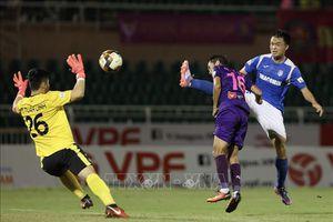 V.League 2020: Đánh bại Than Quảng Ninh, Sài Gòn FC tiếp tục đường đến ngôi Vô địch