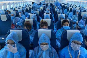 Nhóm hành khách nào nhập cảnh Việt Nam được giảm ngày cách ly Covid-19?