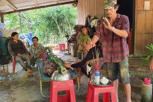 Tang thương làng nhỏ sau vụ sạt lở kinh hoàng ở Quảng Nam
