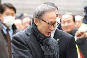 Cựu Tổng thống Hàn Quốc nhận án 17 năm tù