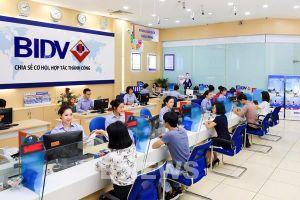 BIDV báo lãi hơn 7.000 tỷ đồng sau 9 tháng năm 2020