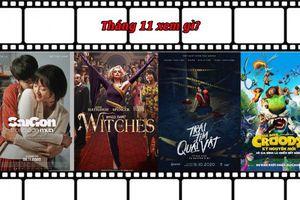 Điện ảnh tháng 11: Phim Việt nô nức ra rạp như đi trẩy hội, so găng cùng loạt phim ngoại sừng sỏ