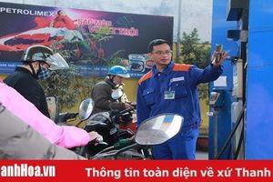 Kiểm tra đột xuất về tiêu chuẩn, chất lượng xăng, dầu trên địa bàn Thanh Hóa