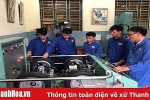 Chủ động sắp xếp cơ sở giáo dục nghề nghiệp phù hợp với chương trình đào tạo và sử dụng nguồn nhân lực