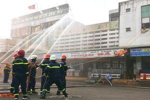 Diễn tập phòng cháy chữa cháy và cứu nạn cứu hộ