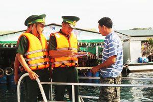 Xử lý vi phạm 30 phương tiện thủy nội địa