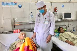 Quảng Ngãi có bệnh viện hạng I