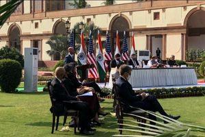 Mỹ - Ấn tổ chức đối thoại 2+2 cấp Bộ Trưởng, tiếp tục thỏa thuận quân sự thách thức Trung Quốc