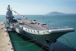 Tàu Sơn Đông hoàn thành thử nghiệm bắt đầu tham gia trực chiến