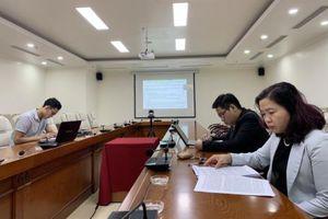 Tổng cục Thuế họp trực tuyến với Liên Hợp quốc về thương mại điện tử