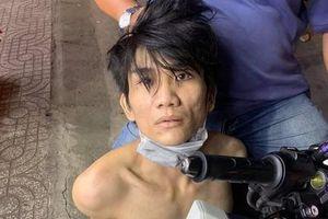 Tên cướp giật dây chuyền bị 'hiệp sĩ' ở Sài Gòn bắt nóng
