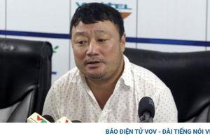 HLV Việt Hoàng: 'Quang Hải đã bị Viettel vô hiệu hóa'