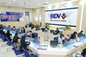BIDV lãi 7.062 tỷ đồng trong 9 tháng, chỉ tăng 0,48% so với cùng kỳ
