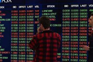 Phố Wall bán tháo, chứng khoán Australia rớt điểm mạnh nhất khu vực