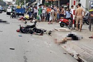 Khởi tố đại ca giang hồ lái xe đâm chết 2 người, gọi đàn em ra nhận tội