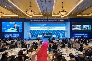 PV GAS và Tập đoàn AES ký ''Thỏa thuận các điều khoản chính của hợp đồng liên doanh dự án kho cảng LNG Sơn Mỹ''