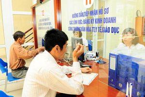 Doanh nghiệp thành lập mới trong tháng 10 tăng 18,4%