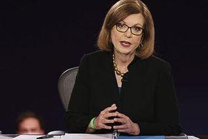 Susan Page - người điều phối các cuộc tranh luận 'VIP'