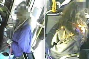 Úc: Đang đi xe buýt, học sinh nữ bất ngờ bị một hành khách ngồi sau châm lửa đốt tóc
