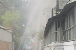 Kẻ cướp đốt nhà ở Phú Nhuận lấy tiền, vàng để trả nợ