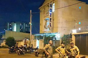 Người phụ nữ tử vong trong khách sạn ở TP.HCM
