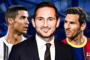 Lampard chọn giữa Ronaldo và Messi