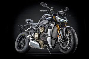 Ducati Streetfighter V4 2021 được ra mắt
