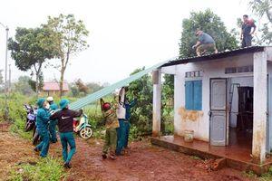 Nỗ lực hỗ trợ người dân ổn định cuộc sống, sản xuất