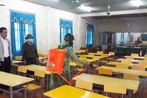 Xuất hiện ổ dịch thủy đậu tại trường học ở Hà Tĩnh