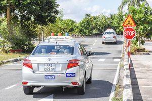 Công dân đủ 17 tuổi có thể đăng ký học lái xe ôtô