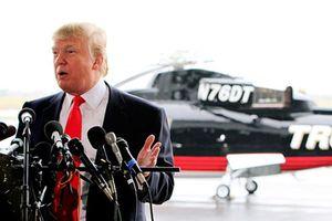 'Soi' máy bay trực thăng của Tổng thống Trump đang rao bán