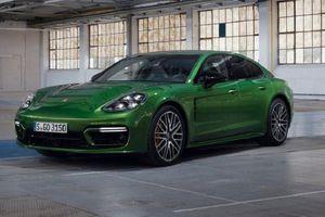 Porsche Panamera Turbo S E-Hybrid 2021 có còn 'độc cô cầu bại'?