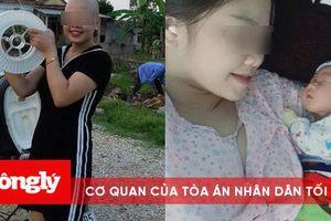 Cô gái trẻ 'vượt' ung thư để làm mẹ