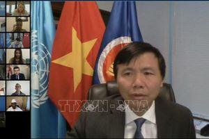 HĐBA: Việt Nam kêu gọi xóa bỏ rào cản, định kiến đối với phụ nữ