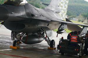 Máy bay TQ bay thẳng vào Vùng nhận diện phòng không của Đài Loan
