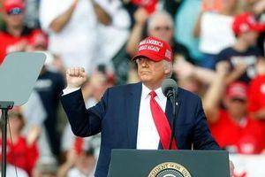 GDP Quý III bùng nổ có giúp TT Trump chiến thắng tái cử?