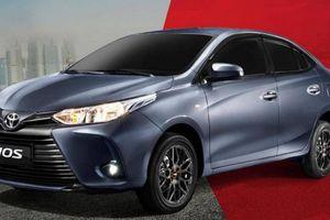 Toyota Vios Sport Package 2020 tại Philippines được bổ sung trang bị