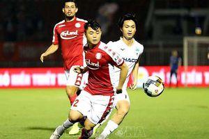 V. League 2020: Thành phố Hồ Chí Minh thắng Hoàng Anh Gia Lai với tỉ số 2 - 1