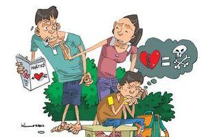 Đẻ con xung khắc với cha mẹ, hóa giải dễ dàng bằng Ngũ Hành