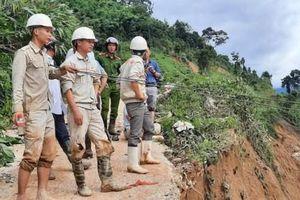 Quảng Nam: Hành trình giải cứu 80 công nhân thủy điện Đăk Mi 2 bị cô lập bởi lũ