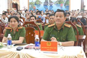 Trại giam Xuyên Mộc tổ chức Hội nghị gia đình phạm nhân năm 2020