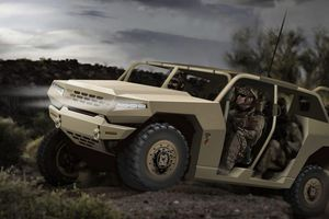 Hãng xe châu Á này đang phát triển xe quân sự, 'nhăm nhe' vượt qua Humvee