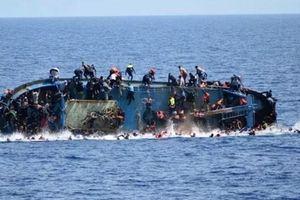 Đắm tàu thảm khốc ngoài khơi Senegal, ít nhất 140 người mất tích