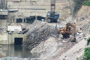 Một thủy điện ở Huế không chấp hành việc ứng phó bão số 9