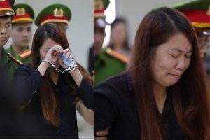 Bị tuyên án 5 năm tù, 'mẹ mìn' bắt cóc bé trai 2 tuổi ở Bắc Ninh khóc nức nở