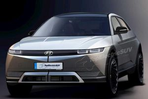 Hyundai hé lộ thương hiệu Ioniq 5 mang phong cách cổ điển