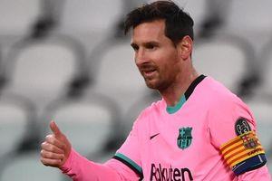 Lionel Messi đang trở lại, với nụ cười và các bàn thắng