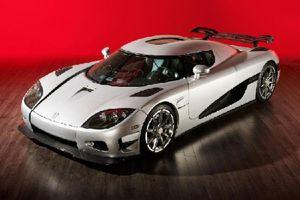 Koenigsegg CCXR Trevita dệt kim cương cho thuê hơn nửa tỷ/tháng
