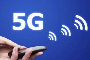 Cấp phép thử nghiệm thương mại 5G tại Hà Nội và TP.HCM